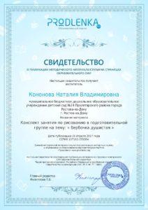 Свидетельство о публикации_result