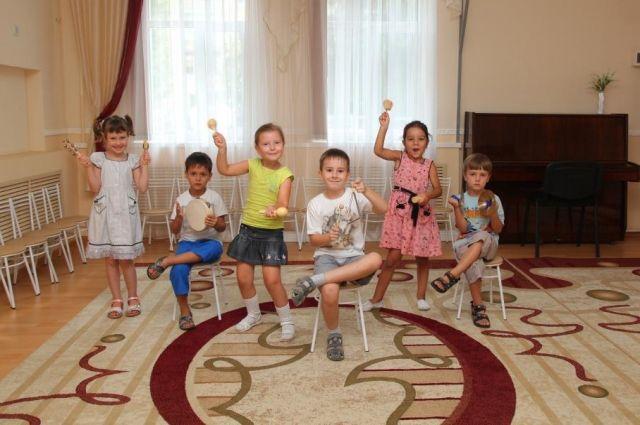 В детском саду №24 Ростова-на-Дону много внимания уделяют художественно- эстетическому развитию детей.