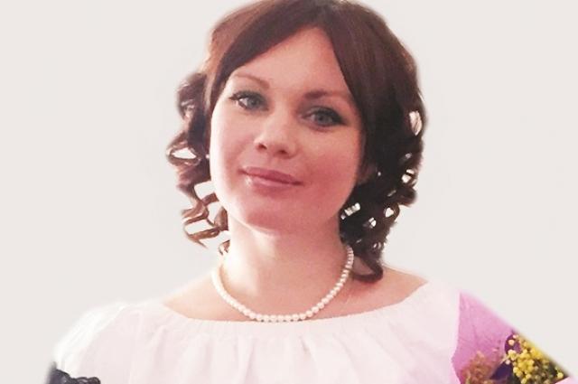 Юлия Елизарова.
